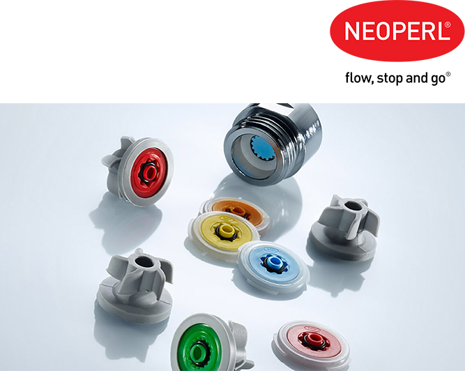 Neoperl water saving products