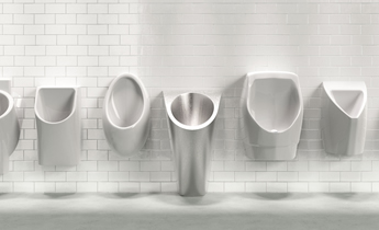 For Urinals
